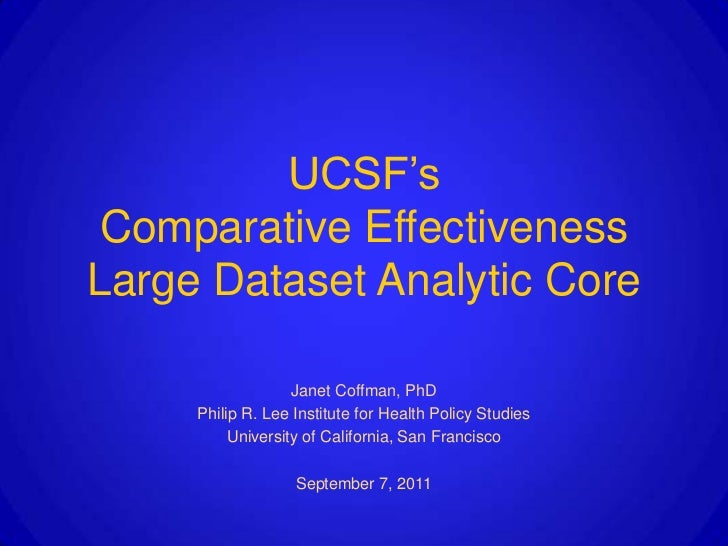 Working Effectively with Medicare Data: Limits and Opportunities