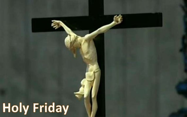 Pope Francis - Good Friday 2014