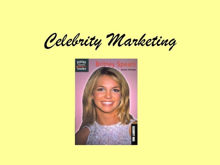 Celebrating celebrity marketing