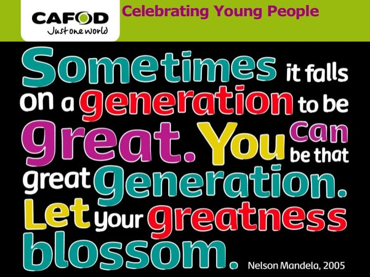 Celebrating Young People<br />