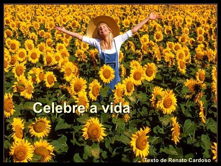 Celebre A Vida