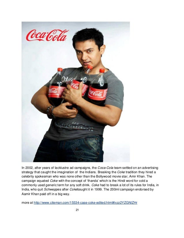 Coca Cola's Commodity Culture and Advertising – Life As ...