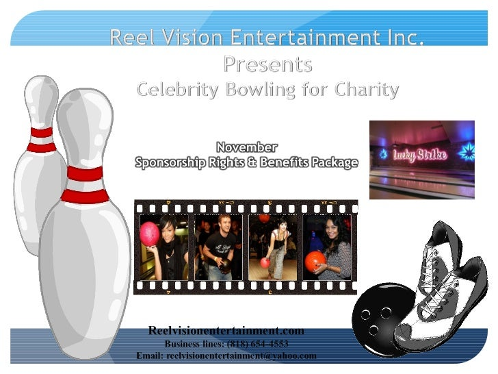 """2012 Celebrity Bowling for Charity                             The 2012 Celebrity """"Bowling for Charity"""" event is          ..."""