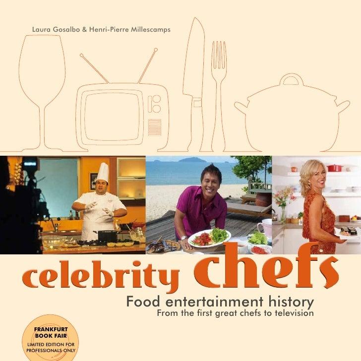 Laura Gosalbo & Henri-Pierre Millescamps     celebrity                                      chefs                         ...