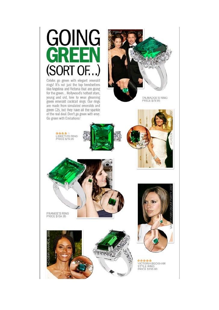 Celebs Go Green (Sort Of…)
