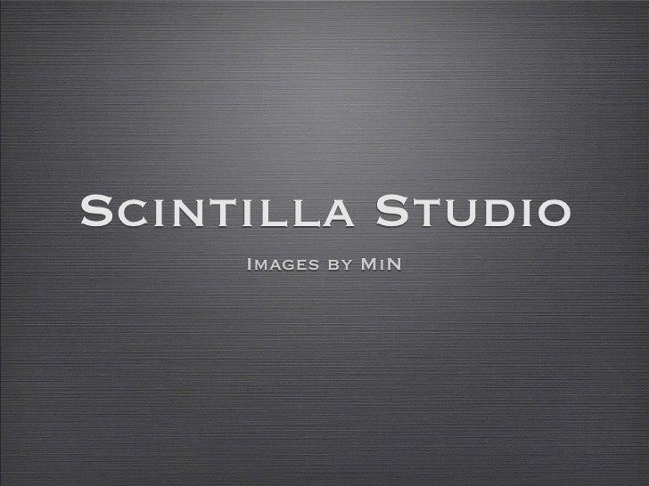 Scintilla Studio      Images by MiN