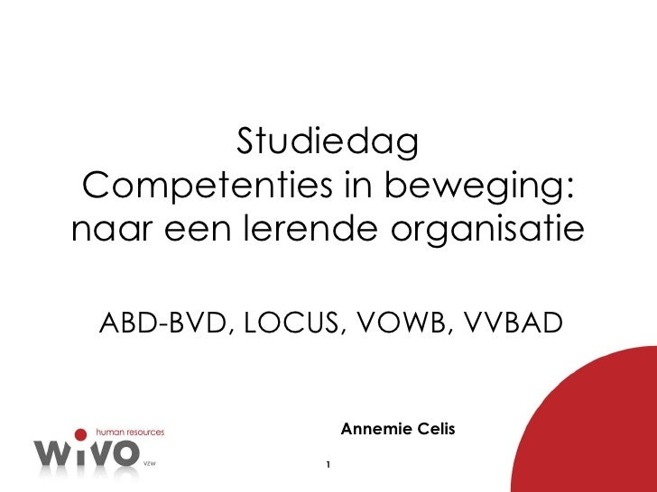Naar een strategisch competentiemanagement in de bib