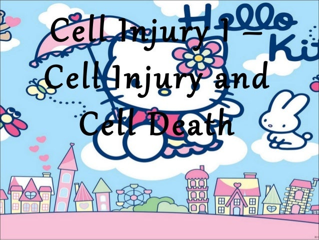 Cell injury(1)