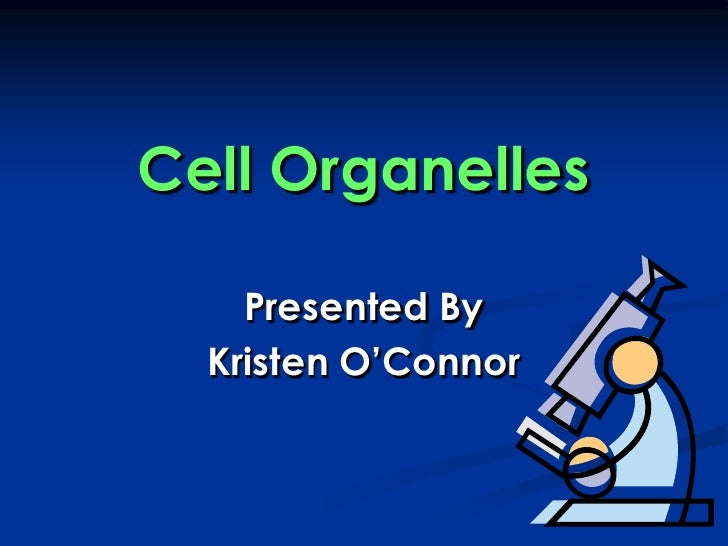 Cell Organelles<br />Presented By <br />Kristen O'Connor<br />