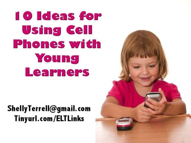 10+ Ideas for Using Cell Phones with Young Learners