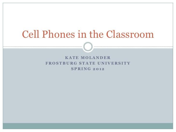 Cell phones slideshow.molander