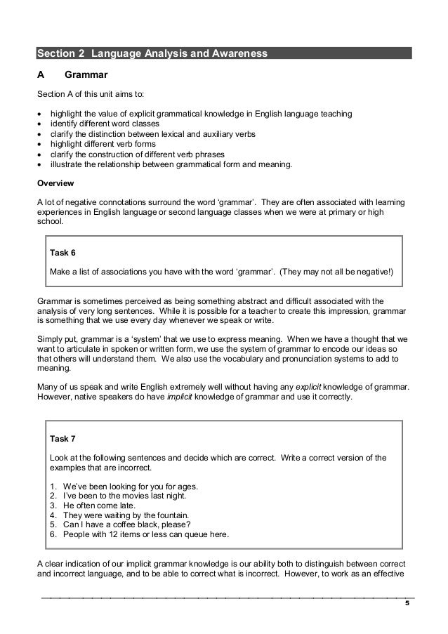 celta forms in language awareness Language awareness a: verb forms complete the table  as a centre for the cambridge english language assessment celta qualification we make.