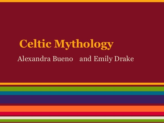 Celtic mythology yay