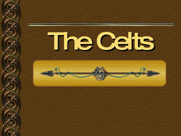 Celts entry point