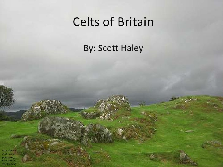 celts of britain