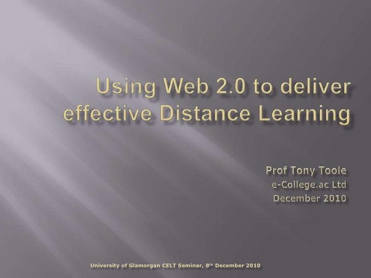 Celt web 2.0 seminar