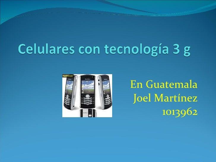 En Guatemala Joel Martínez 1013962