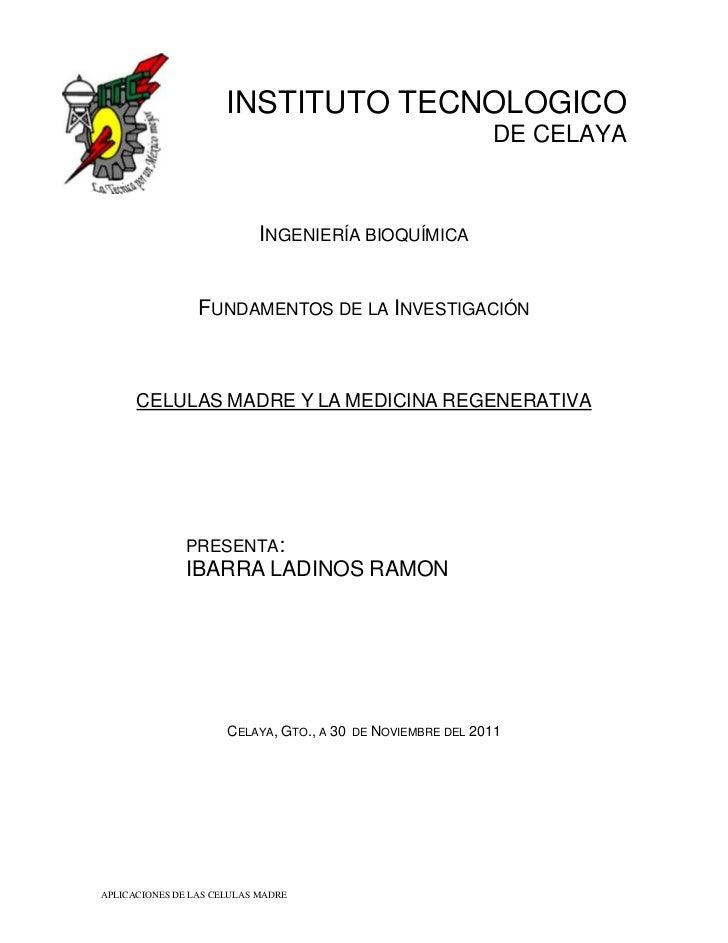 INSTITUTO TECNOLOGICO                                                              DE CELAYA                            IN...