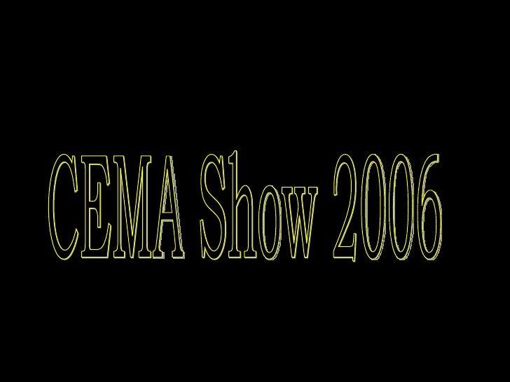 Cema 2006