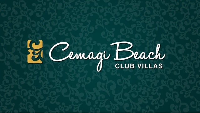 Cemagi Beach Club Villas is a prestigious club villa community surrounded by nature in the midstof beautiful Bali.Quality,...