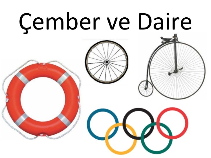 Cember ve daire