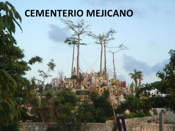 Cementerio mejicano
