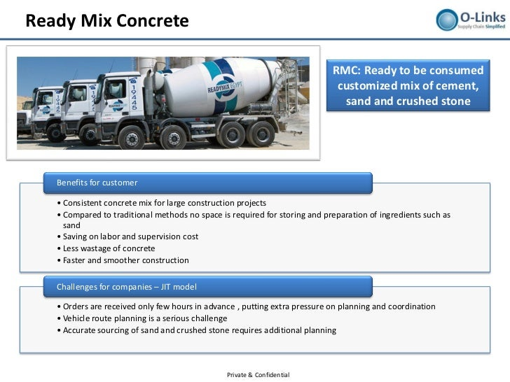 supply chain in cement industry Agenda • introduction – motivation – research questions • cement supply chain characterization – cement industry – cement supply chain strategy.