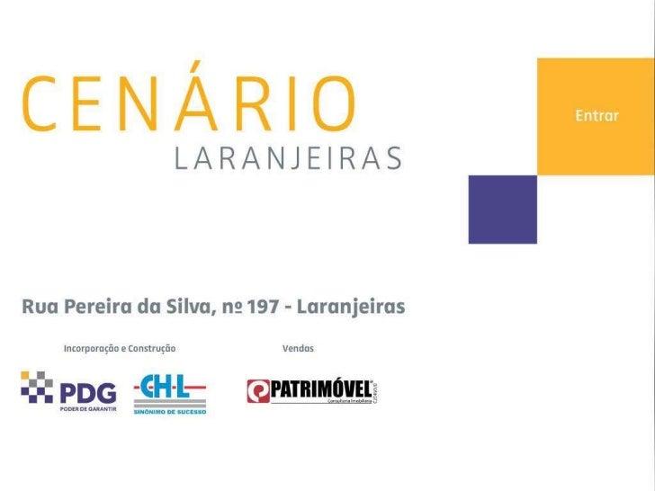 Cenário Laranjeiras - PDG - (21) 3021-0040 - http://www.imobiliariadorio.com.br/imoveis/detalhes/cenario-laranjeiras