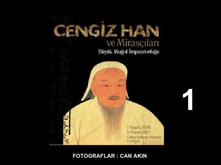 1 FOTOGRAFLAR : CAN AKIN
