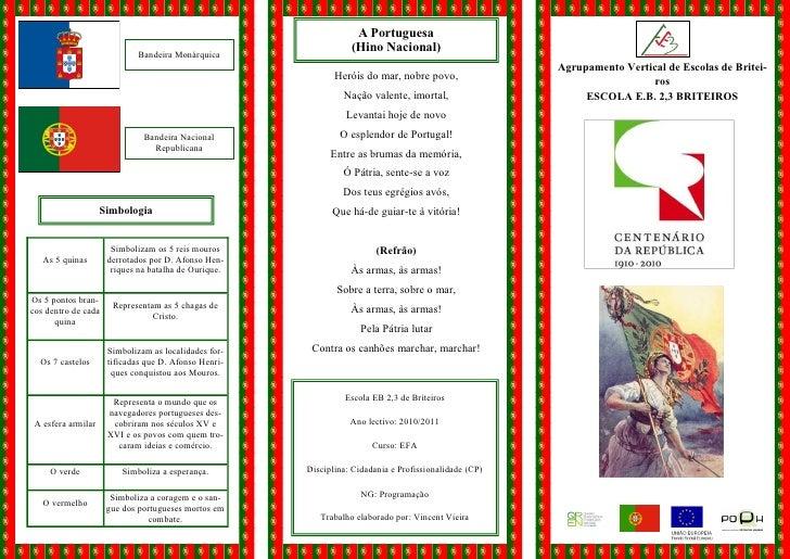 A Portuguesa                              Bandeira Monárquica                                                             ...