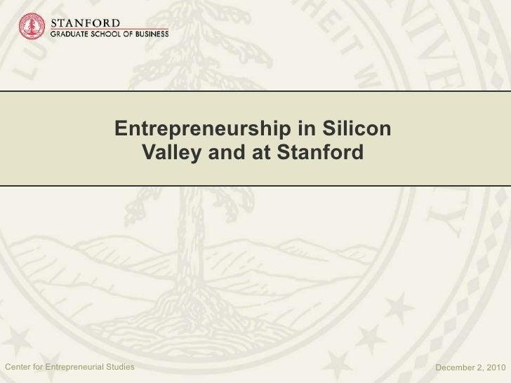 Center for entrepreneurial studies nasf 2-12-2010