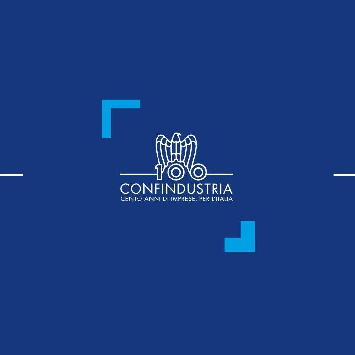 Cento anni di imprese per l'Italia - Confindustria