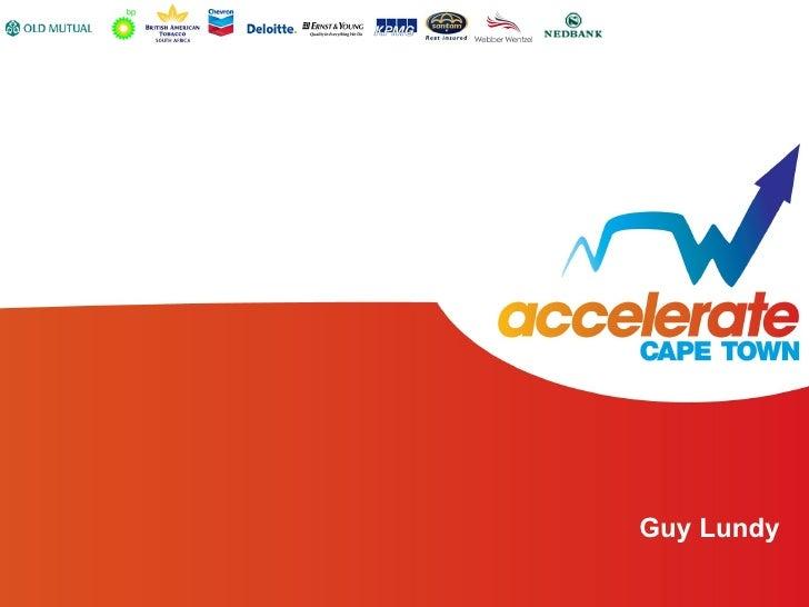 Accelerate Cape Town