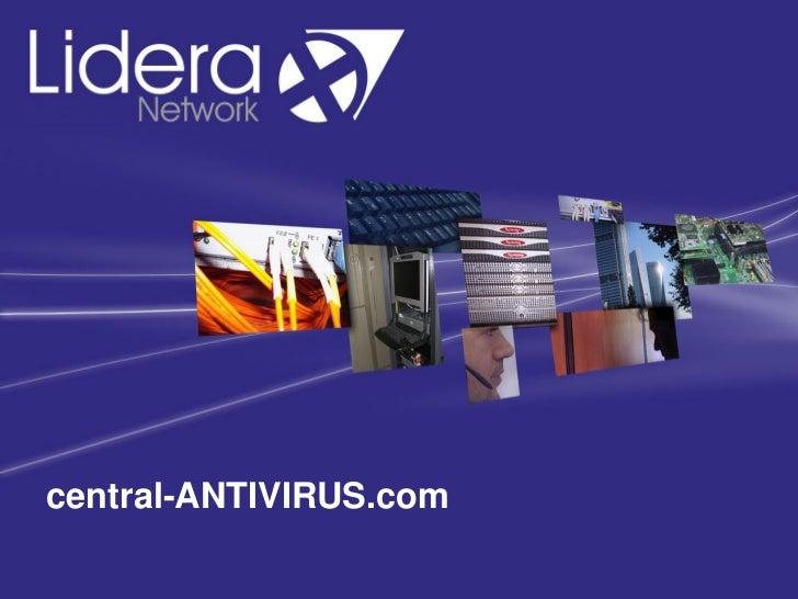 Central antivirus webinar_es_2011_11