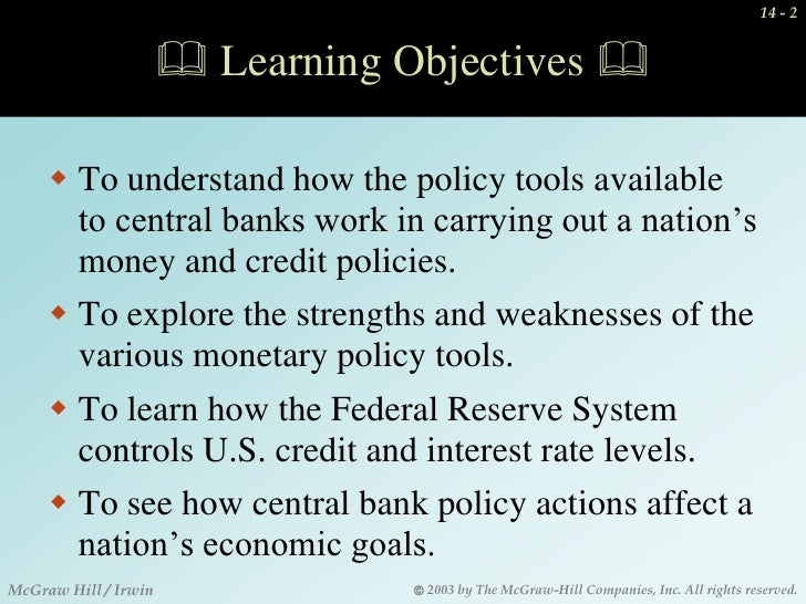 monetary and central bank In response to the financial crisis of 2007-2009, a number of countries are  currently reconsidering and changing the setup of their financial supervisory  system.