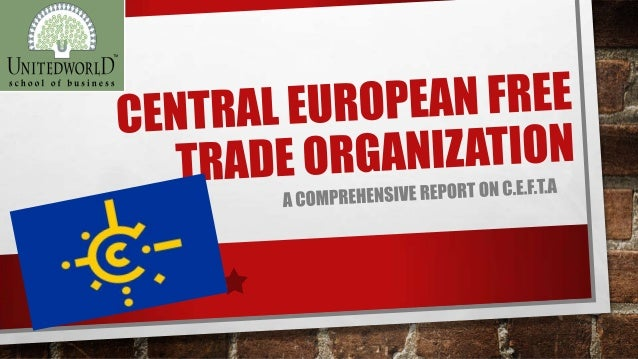 Presentation on Central european free trade organization