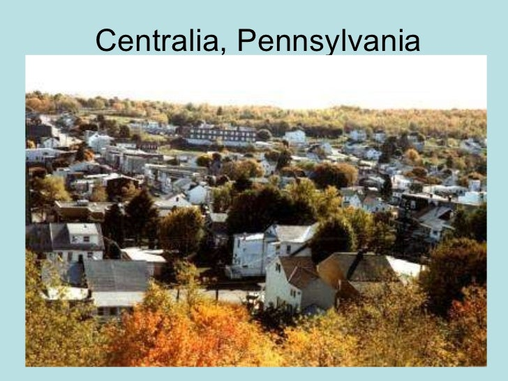 Environmental Crisis: Centralia Becomes a Ghost Town