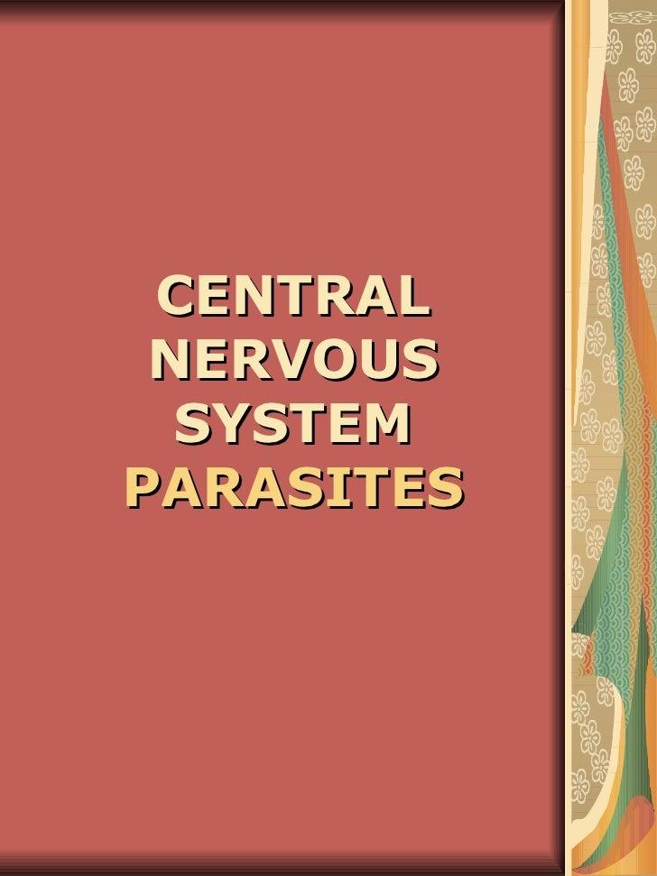 Central nervous system parasites (74)