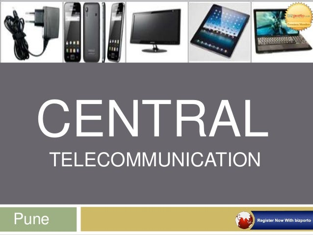 CENTRAL TELECOMMUNICATION Pune