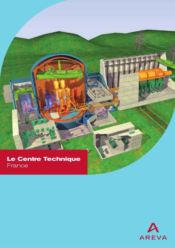 Centre technique-brochure