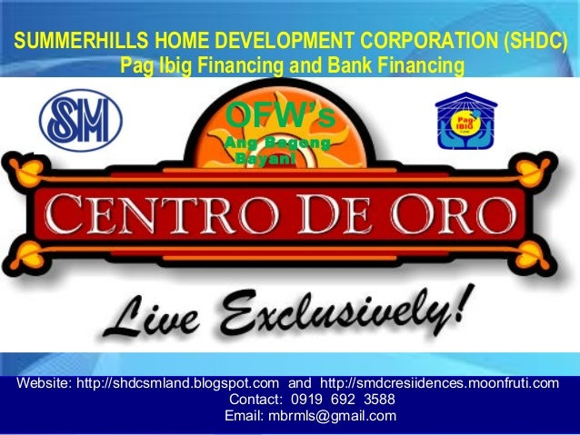Centro De Oro by SM LAND