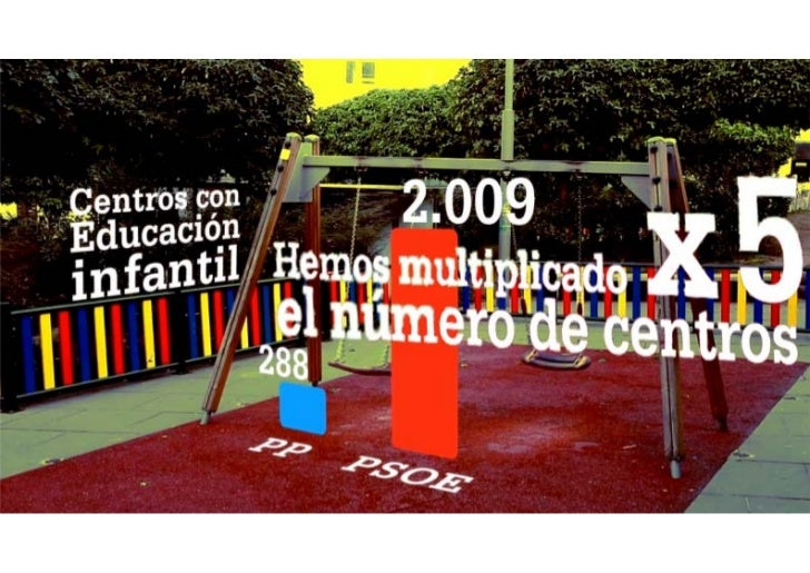 Centros de educacion infantil multiplicados por 5