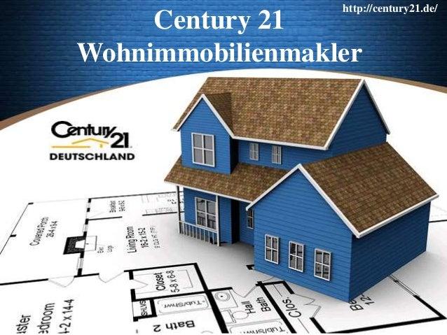 Century 21 Wohnimmobilienmakler http://century21.de/
