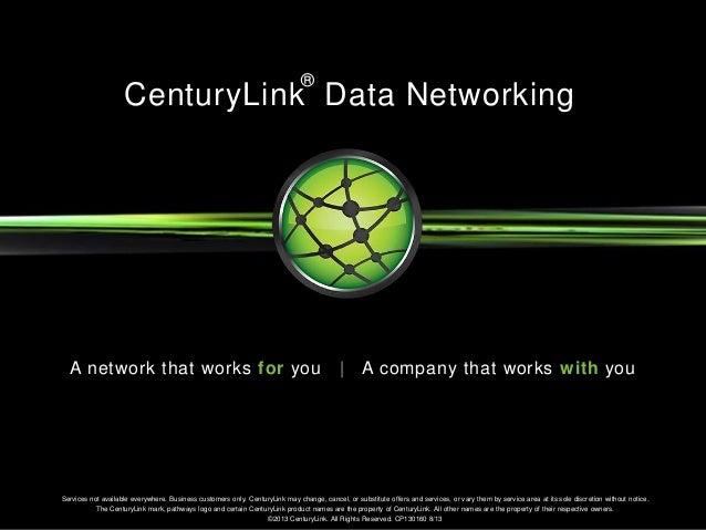 CenturyLink Network