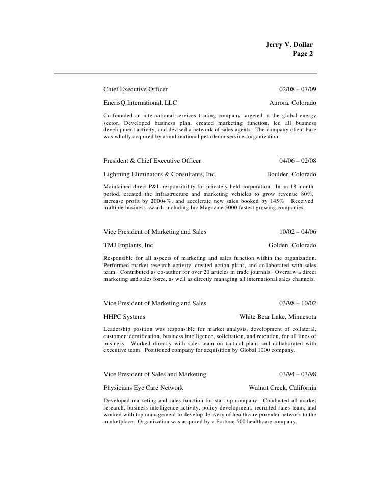 psychology - Jiskha Homework Help healthcare ceo resume sample ...