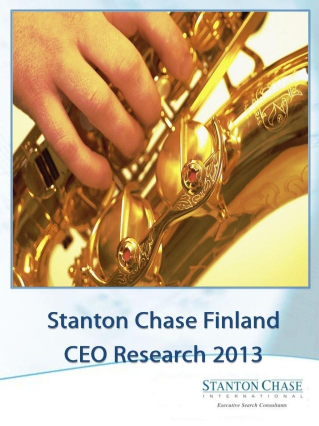 CEO Research 2013