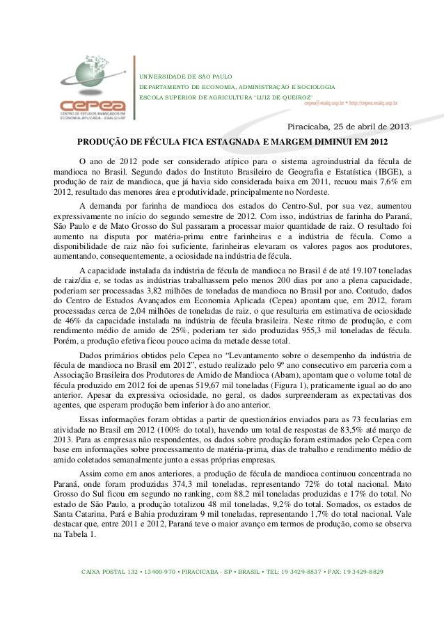 """UNIVERSIDADE DE SÃO PAULODEPARTAMENTO DE ECONOMIA, ADMINISTRAÇÃO E SOCIOLOGIAESCOLA SUPERIOR DE AGRICULTURA """"LUIZ DE QUEIR..."""