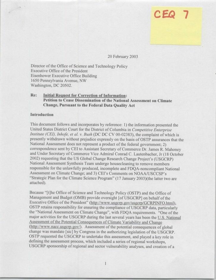 CCSP Email 2.20.03