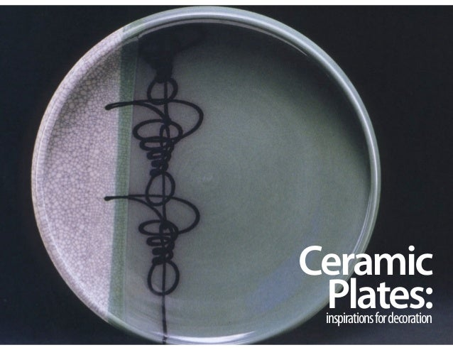 Ceramic Plates: inspiration for decoration