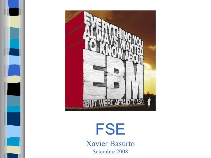 Cerca Bibliografica FSE 2008
